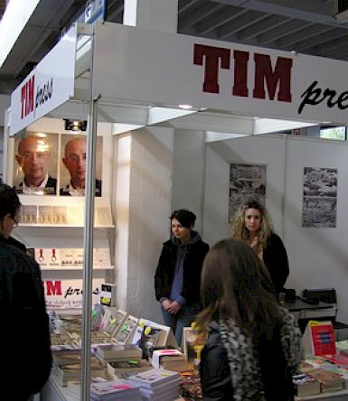 TIM press na Interliberu 2011.