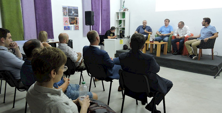 "Political study ""The good, the bad, or the ugly?"" promoted in Pula"